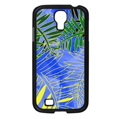 Tropical Palms Samsung Galaxy S4 I9500/ I9505 Case (black)