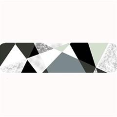 Monogram Marble Mosaic Large Bar Mats