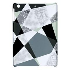 Monogram Marble Mosaic Apple Ipad Mini Hardshell Case