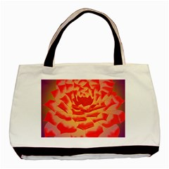 Inner Glow Basic Tote Bag (two Sides)