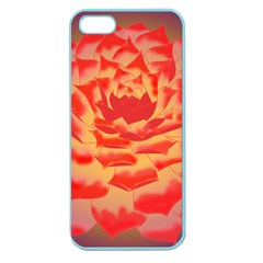 Inner Glow Apple Seamless Iphone 5 Case (color)
