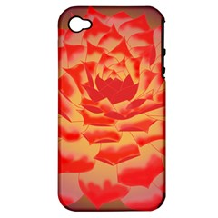 Inner Glow Apple Iphone 4/4s Hardshell Case (pc+silicone)