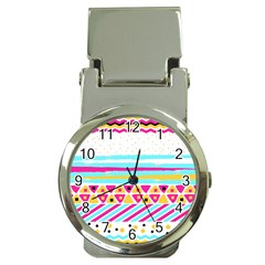 Tribal Money Clip Watches