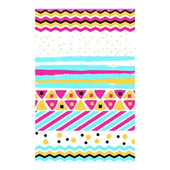 Tribal Shower Curtain 48  X 72  (small)