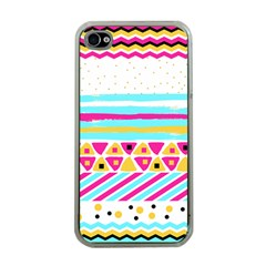 Tribal Apple Iphone 4 Case (clear)