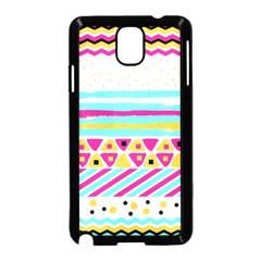 Tribal Samsung Galaxy Note 3 Neo Hardshell Case (black)
