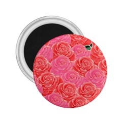 Roses 2 25  Magnets