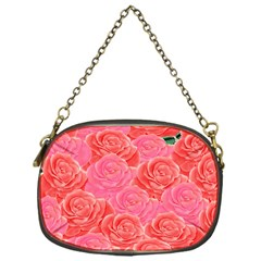 Roses Chain Purses (one Side)
