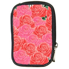 Roses Compact Camera Cases