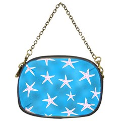 Star Fish Chain Purses (one Side)