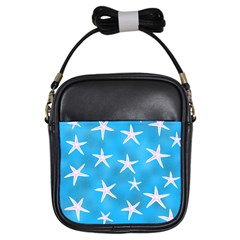 Star Fish Girls Sling Bags