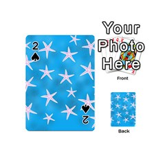 Star Fish Playing Cards 54 (mini)