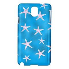 Star Fish Samsung Galaxy Note 3 N9005 Hardshell Case