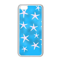 Star Fish Apple Iphone 5c Seamless Case (white)