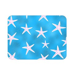 Star Fish Double Sided Flano Blanket (mini)