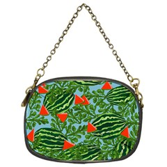 Juicy Watermelons Chain Purses (one Side)