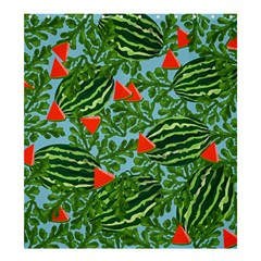 Juicy Watermelons Shower Curtain 66  X 72  (large)