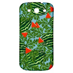 Juicy Watermelons Samsung Galaxy S3 S Iii Classic Hardshell Back Case