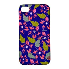 Bloom Apple Iphone 4/4s Hardshell Case With Stand