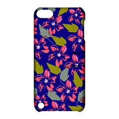 Bloom Apple Ipod Touch 5 Hardshell Case With Stand