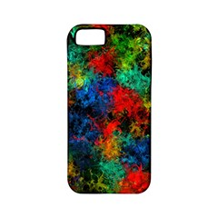 Squiggly Abstract A Apple Iphone 5 Classic Hardshell Case (pc+silicone)