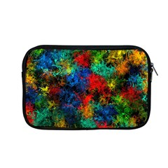 Squiggly Abstract A Apple Macbook Pro 13  Zipper Case
