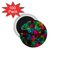 Squiggly Abstract B 1 75  Magnets (100 Pack)