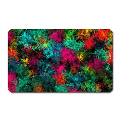 Squiggly Abstract B Magnet (rectangular)