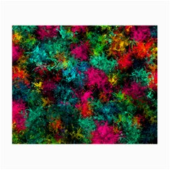 Squiggly Abstract B Small Glasses Cloth (2 Side)