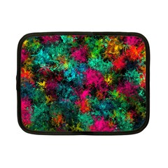 Squiggly Abstract B Netbook Case (small)