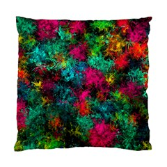 Squiggly Abstract B Standard Cushion Case (two Sides)
