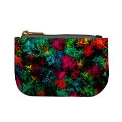 Squiggly Abstract B Mini Coin Purses