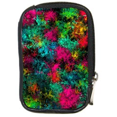 Squiggly Abstract B Compact Camera Cases
