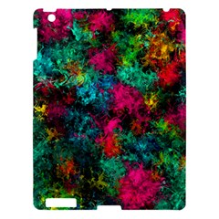 Squiggly Abstract B Apple Ipad 3/4 Hardshell Case