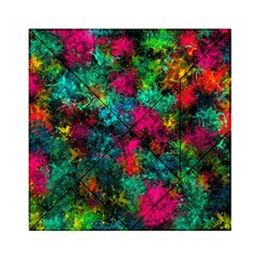 Squiggly Abstract B Acrylic Tangram Puzzle (6  X 6 )