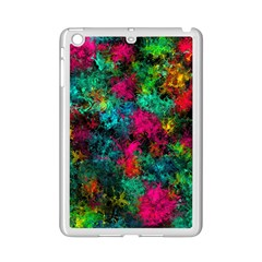 Squiggly Abstract B Ipad Mini 2 Enamel Coated Cases