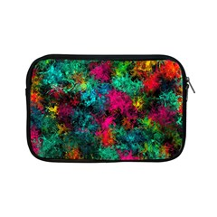 Squiggly Abstract B Apple Ipad Mini Zipper Cases
