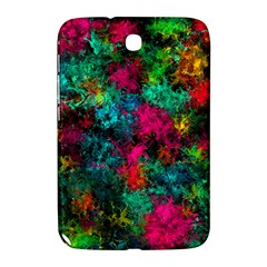Squiggly Abstract B Samsung Galaxy Note 8 0 N5100 Hardshell Case