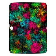 Squiggly Abstract B Samsung Galaxy Tab 3 (10 1 ) P5200 Hardshell Case