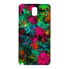 Squiggly Abstract B Samsung Galaxy Note 3 N9005 Hardshell Back Case