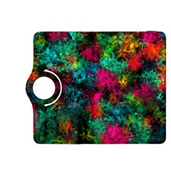 Squiggly Abstract B Kindle Fire Hdx 8 9  Flip 360 Case