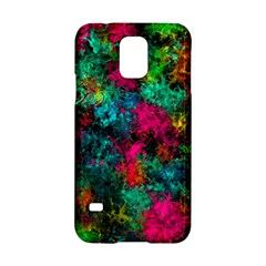 Squiggly Abstract B Samsung Galaxy S5 Hardshell Case