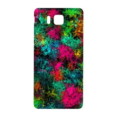 Squiggly Abstract B Samsung Galaxy Alpha Hardshell Back Case
