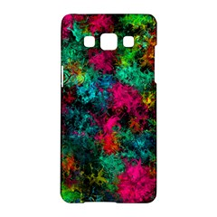 Squiggly Abstract B Samsung Galaxy A5 Hardshell Case