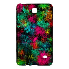 Squiggly Abstract B Samsung Galaxy Tab 4 (7 ) Hardshell Case