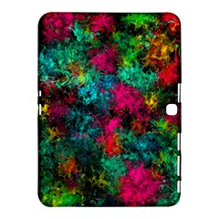 Squiggly Abstract B Samsung Galaxy Tab 4 (10 1 ) Hardshell Case