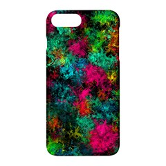 Squiggly Abstract B Apple Iphone 7 Plus Hardshell Case