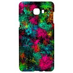 Squiggly Abstract B Samsung C9 Pro Hardshell Case