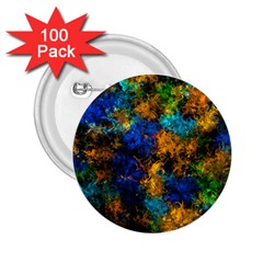 Squiggly Abstract C 2 25  Buttons (100 Pack)