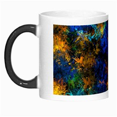 Squiggly Abstract C Morph Mugs